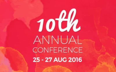 SASRIM 10th Annual Conference 2016